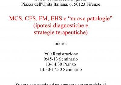 Locandina Seminario Assimas Firenze 2018-1