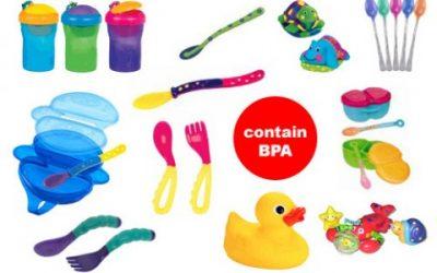 """Bisfenolo A (BPA), sostanza tossica ad """"ampio spettro"""""""