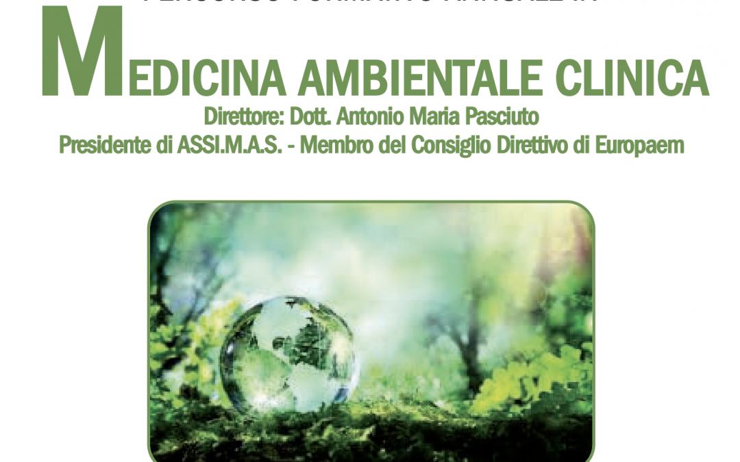 SCUOLE DI MEDICINA AMBIENTALE CLINICA